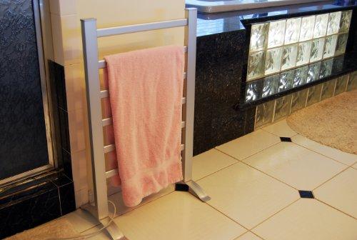 LCM-Home-Fashion-6-Bar-Freestanding-Towel-Warmer-Drying-Rack-0-0