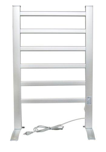 LCM-Home-Fashion-6-Bar-Freestanding-Towel-Warmer-Drying-Rack-0