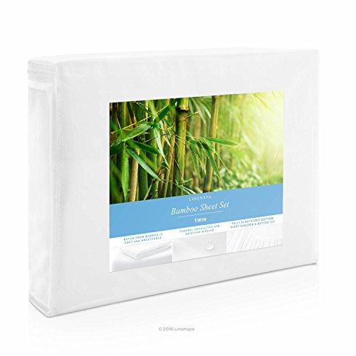 LINENSPA-Ultra-Soft-Luxury-100-Rayon-from-Bamboo-Sheet-Set-0-0