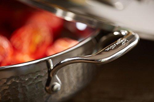 Lagostina-Q553SA64-Martellata-Tri-ply-Hammered-Stainless-Steel-Dishwasher-Safe-Oven-Safe-Cookware-Set-0-1