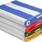 Large-Beach-Towel-Pool-Towel-in-Cabana-Stripe-Variety-4-pack-Cotton-30×60-by-Utopia-Towel-0
