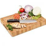 Large-End-Grain-Bamboo-Cutting-Board-Professional-Antibacterial-Butcher-Block-Non-Slip-Rubber-Feet-0-0