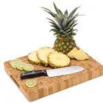 Large-End-Grain-Bamboo-Cutting-Board-Professional-Antibacterial-Butcher-Block-Non-Slip-Rubber-Feet-0-1
