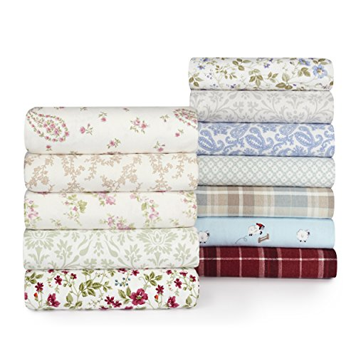 Laura-Ashley-Highland-Check-Flannel-Sheet-Set-0-0