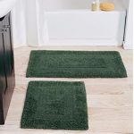 Lavish-Home-2-Piece-100-Cotton-Reversible-Rug-Set-0