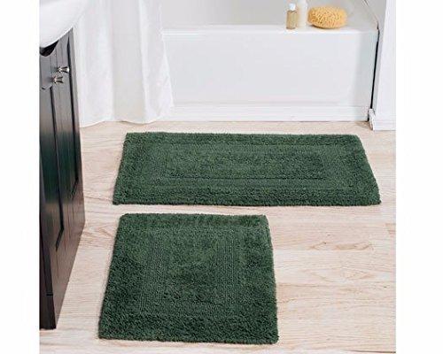 Lavish-Home-2-Piece-100-Cotton-Reversible-Rug-Set-0