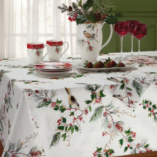 Lenox-Winter-Song-OblongRectangle-Tablecloth-Off-White-0