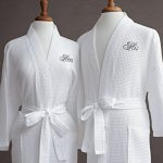 Luxor-Linens-Egyptian-Cotton-His-Hers-Waffle-Robes-Perfect-Housewarming-Gifts-0