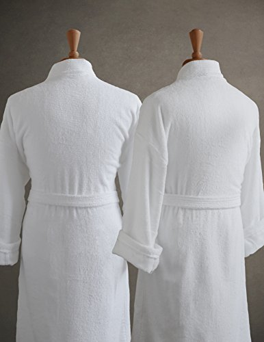 Luxor-Linens-Egyptian-Cotton-Terry-Robes-with-Male-Couples-Embroidery-Perfect-Gay-Wedding-Gifts-HisHis-with-Gift-Packaging-0