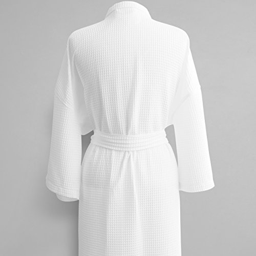 Luxor-Linens-Egyptian-Cotton-Waffle-Weave-Robe-with-Womens-Couples-Embroidery-Perfect-Gay-Wedding-Gift-MrsMrs-with-Gift-Packaging-0-1