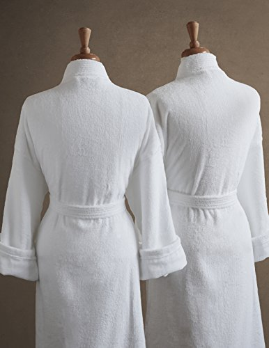 Luxor-Linens-Terry-Cloth-Bathrobes-100-Egyptian-Cotton-His-Her-Bathrobe-Set-Luxurious-Soft-Plush-Durable-Set-of-Robes-Available-with-Customized-Monogram-0-1