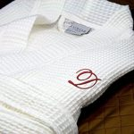 Luxor-Linens-Waffle-Weave-Spa-Bathrobe-Ciragan-Collection-Luxurious-Super-Soft-Plush-Lightweight-100-Egyptian-Cotton-Made-in-Turkey-Available-with-Custom-Monogramming-0-0
