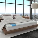 MILLIARD-2-Gel-Infused-Memory-Foam-Mattress-Topper-Ultra-Soft-Removable-Bamboo-Cover-with-Non-Slip-Bottom-0-1