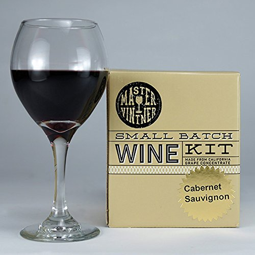 Master-Vintner-Small-Batch-Wine-Making-Equipment-Starter-Kit-with-1-Gallon-Cabernet-Sauvignon-Recipe-Kit-0