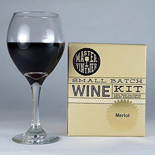 Master-Vintner-Small-Batch-Wine-Making-Equipment-Starter-Kit-with-1-Gallon-Merlot-Recipe-Kit-0-0
