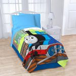Mattel-Thomas-the-Tank-Engine-Fun-Fleece-Blanket-0-0