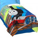 Mattel-Thomas-the-Tank-Engine-Fun-Fleece-Blanket-0