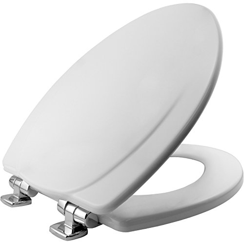 Mayfair-30CHSL-000-Designer-Series-Wood-Toilet-Seat-with-Chrome-Whisper-Close-Hinges-0-0