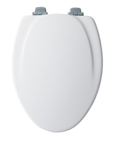 Mayfair-30CHSL-000-Designer-Series-Wood-Toilet-Seat-with-Chrome-Whisper-Close-Hinges-0