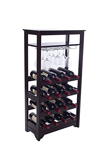 Merry-Products-16-Bottle-Wine-Rack-Espresso-0