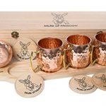 Moscow-Mule-Copper-Mug-Gift-Set-Great-gifts-for-men-Wooden-box-wooden-tray-and-4-x-coaster-set-and-4-x-mugs-Launch-promotion-0-0