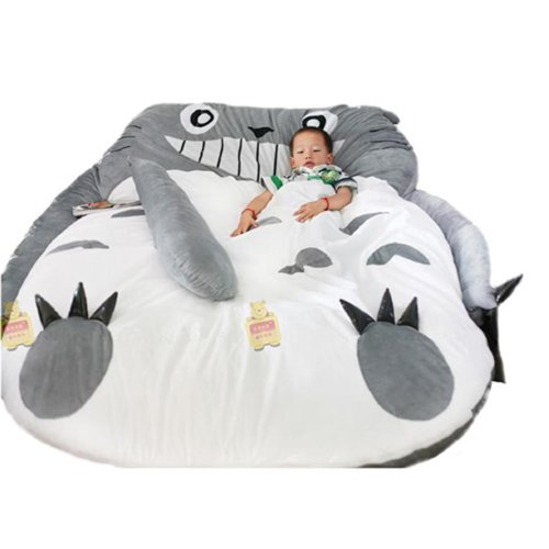 My-Neighbor-Totoro-Sleeping-Bag-Sofa-Bed-Twin-Bed-Double-Bed-Mattress-for-Kids-0