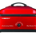 Nesco-American-Harvest-4818-22-Anniversary-Edition-Roaster-Oven-18-quart-Red-0