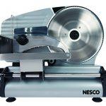 Nesco-FS-250-180-watt-Food-Slicer-with-87-Inch-Blade-0