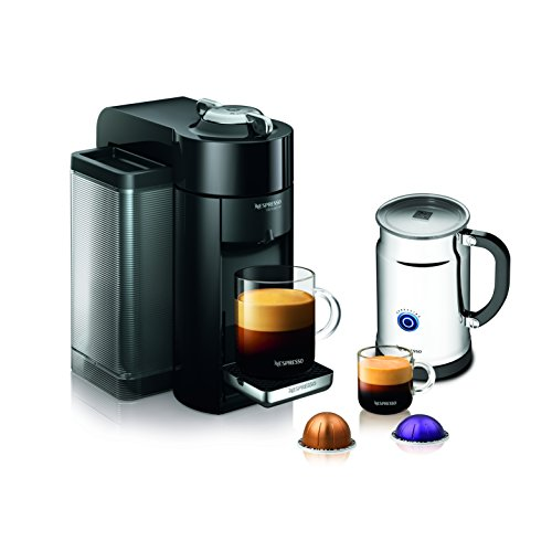 Nespresso-AGCC1-US-BK-NE-VertuoLine-Evoluo-Deluxe-Coffee-Espresso-Maker-with-Aeroccino-Plus-Milk-Frother-Black-0