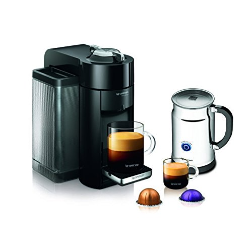 Nespresso-AGCC1-US-RE-NE-VertuoLine-Evoluo-Coffee-Espresso-Maker-with-Aeroccino-Plus-Milk-Frother-Red-0