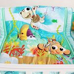 New-Baby-Boy-Girl-Neutral-Animal-Ocean-Nemo-11pcs-Crib-Bedding-Set-with-Bumper-0-0