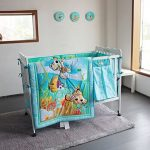 New-Baby-Boy-Girl-Neutral-Animal-Ocean-Nemo-11pcs-Crib-Bedding-Set-with-Bumper-0