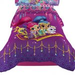 Nick-Jr-Shimmer-and-Shine-Magical-Wonders-TwinFull-Comforter-0-0