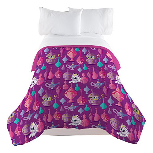 Nick-Jr-Shimmer-and-Shine-Magical-Wonders-TwinFull-Comforter-0-1