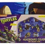 Nickelodeon-Teenage-Mutant-Ninja-Turtles-Microfiber-Headboard-Cover-0