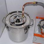 OLizee-8-Gal-Stainless-Steel-Water-Alcohol-Distiller-Copper-Tube-30L-Moonshine-Still-Spirits-Boiler-Home-Brewing-Kit-with-Thumper-Keg-0-0