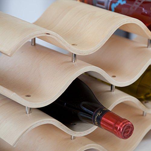 Oenophilia-Bali-Wine-Rack-Spiced-Pumpkin-15-Bottle-0-1