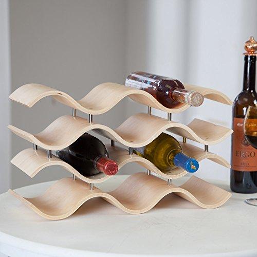 Oenophilia-Bali-Wine-Rack-Spiced-Pumpkin-15-Bottle-0