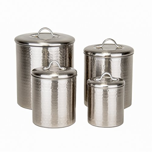 Old-Dutch-4-Piece-Hammered-Canister-Set-0-0