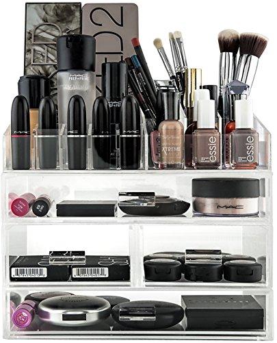 Organizta-Chic-Box-Acrylic-Makeup-Organizer-Cosmetic-Organizer-with-Deep-Drawers-Acrylic-0-0