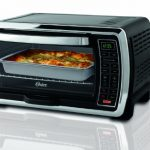 Oster-Large-Capacity-Countertop-6-Slice-Digital-Convection-Toaster-Oven-BlackPolished-Stainless-TSSTTVMNDG-0