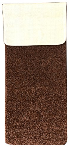 Ottomanson-Luxury-Collection-Solid-Shag-Runner-Rug-with-Non-SlipRubber-Backing-Bathroom-Mat-0-0