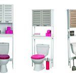Over-The-Toilet-Space-Saver-Cabinet-Bathroom-Furniture-705H-X-248L-0