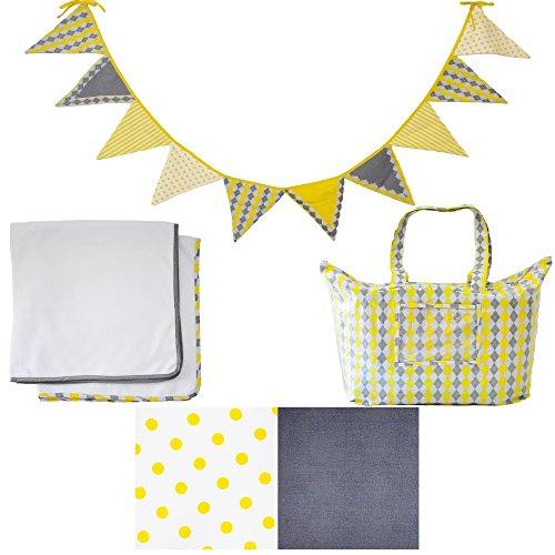 Pam-Grace-Creations-Argyle-Giraffe-Mix-Match-10-Piece-Crib-Bedding-0-0