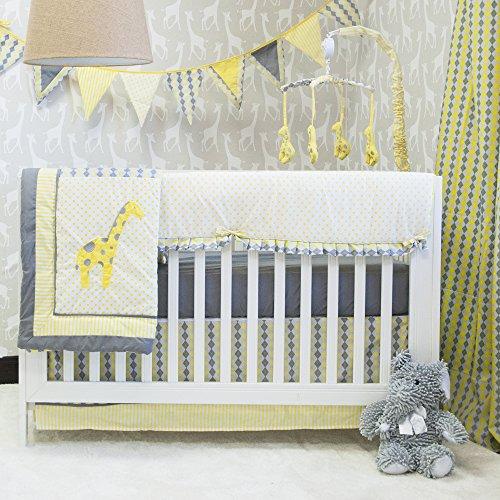 Pam-Grace-Creations-Argyle-Giraffe-Mix-Match-10-Piece-Crib-Bedding-0