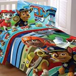 Paw-Patrol-Bedding-Set-Puppy-Hero-Comforter-and-Sheet-Set-0-0