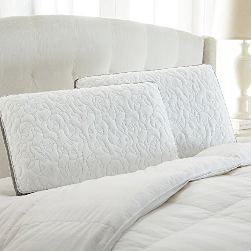 Perfect-Cloud-Double-Airflow-Memory-Foam-Pillow-Bed-Pillow-featuring-Ventilated-Visco-Foam-Gusset-Siding-Washable-Cover-0-0