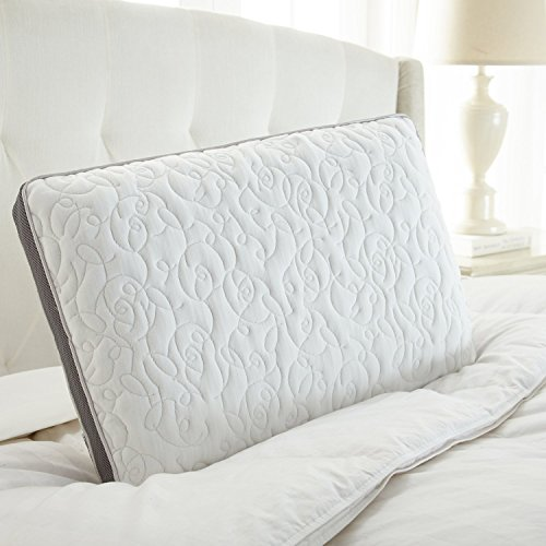 Perfect-Cloud-Double-Airflow-Memory-Foam-Pillow-Bed-Pillow-featuring-Ventilated-Visco-Foam-Gusset-Siding-Washable-Cover-0