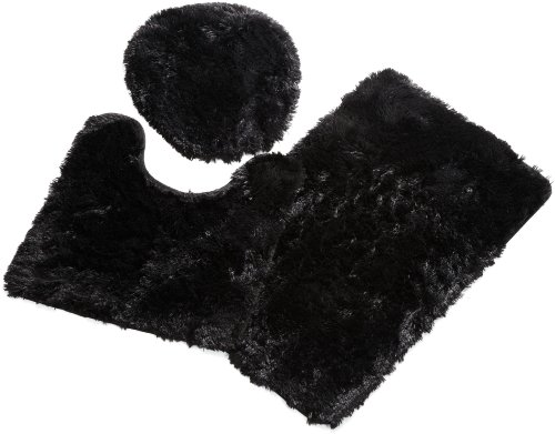 Popular-Bath-3-Piece-Fluff-Rug-Set-0