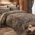 Queen-Reversible-Woodland-Camo-7-Piece-Comforter-Sheet-Set-0